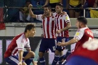 Paraguay vs. Venezuela HOY EN VIVO ONLINE TIGO SPORT VTV: 'Albirroja' empata 0-0 en Eliminatorias Rusia 2018