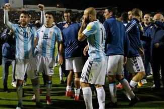 Eliminatorias Rusia 2018  seleccionado argentino pide a Gonzalo Higuaín ¿Y  Mauro Icardi  1830c088e749a