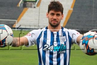 Gabriel Leyes habló con Líbero sobre su primer gol con camiseta de Alianza Lima