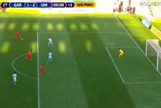 Universitario: Revive el ¡GOLAZO! de Alexi Gómez en el último minuto del partido ante Real Garcilaso [VIDEO]