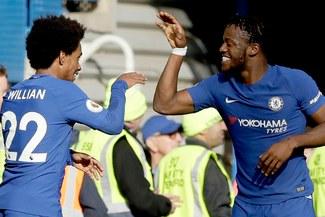 ¡LE COSTÓ! Chelsea sufrió pero venció 4-2 al Watford con André Carrillo por la Premier League |VIDEO
