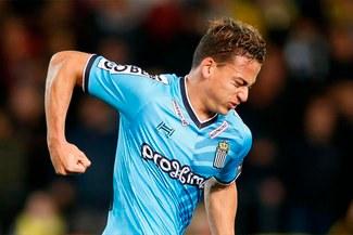 Cristian Benavente demostró que la sigue rompiendo en el Sporting Charleroi