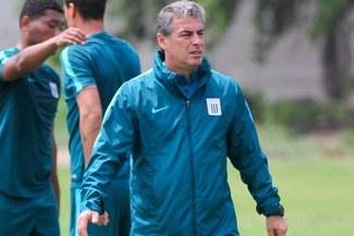 Alianza Lima: Pablo Bengoechea se siente optimista, a pesar de dura derrota ante Sport Huancayo