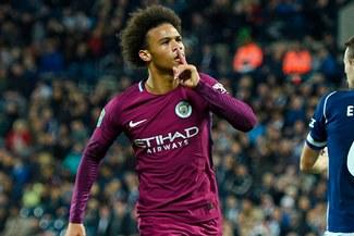 Manchester City venció 3-2 al West Brom y sigue como único líder de la Premier League [VIDEO]