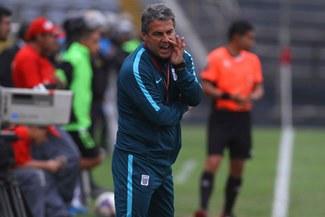 """Pablo Bengoechea: """"Tenemos un equipo que trabaja mentalizado en ganar el Clausura"""""""