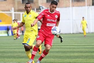 Daniel Chávez anotó su primer gol en el Torneo Clausura con camiseta de Universitario