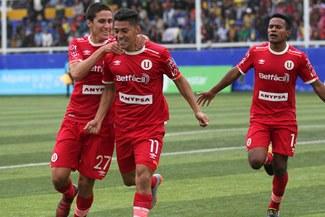 Universitario quedó a 4 puntos de Real Garcilaso pero tiene un partido menos