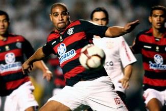 Flamengo: Adriano decidido a volver gratis al 'Mengao' por Paolo Guerrero