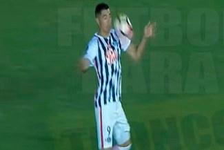 Copa Sudamericana: Víctor Hugo Carrillo validó polémico gol de Libertad ante Independiente [VIDEO]