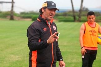 Universitario: Pedro Troglio explotó así con posibilidad que les resten dos puntos en el Torneo Clausura