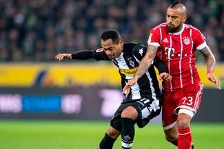 Bayern Múnich cayó 2-1 en la Bundesliga ante Borussia Mönchengladbach [VIDEO]