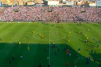 Alianza Lima: Así celebraron los jugadores 'Blanquiazules' tras el pitazo final del partido