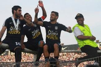 Alianza Lima: Luis Aguiar, el goleador blanquiazul en el título nacional 2017