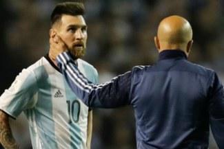 """Jorge Sampaoli: """"Lionel Messi es mejor que Diego Maradona y Pelé"""""""