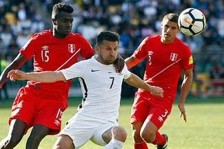 Jugador de Nueva Zelanda reveló la gran debilidad de la Selección Peruana