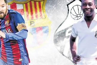 Barcelona: Lionel Messi planea para el 2018 superar a Pelé en este aspecto