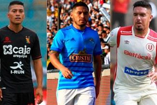 Fútbol Peruano: los jugadores decepción del Descentralizado 2017