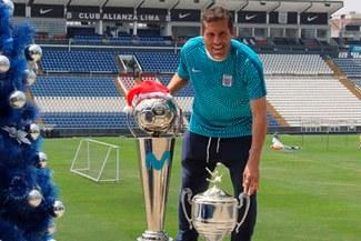 Alianza Lima: Leao Butrón eligió su mejor atajada y partido del 2017