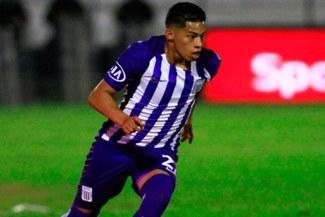 Alianza Lima: Kevin Quevedo destacado a nivel sudamericano