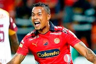 Sport Huancayo cerró fichajes de la temporada con colombiano, Charles Monsalvo