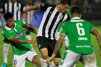 Alianza Lima: Mario Velarde estuvo cerca de anotar en su debut con la mica blanquiazul