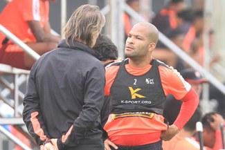 Selección peruana: Ricardo Gareca llegó a Colombia para ver a Alberto Rodríguez