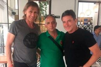 Selección Peruana: Ricardo Gareca visita Cali por asuntos personales antes de ver a Alberto Rodríguez en Barranquilla