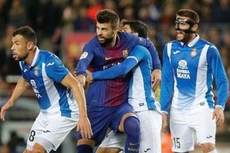 Barcelona: abren expediente a Gerard Piqué por supuesta frase despectiva contra el Espanyol