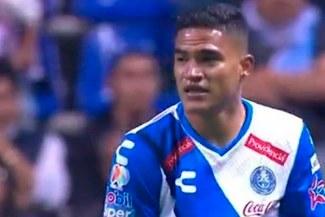 Anderson Santamaría cumplió en victoria de Puebla ante Guadalajara y ya tiene nuevo apelativo