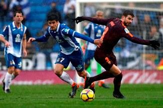Barcelona no pudo en su visita al Espanyol y empató 1-1 por la Liga Santander [VIDEO]