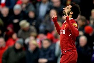 ¡PARTIDAZO! Liverpool con gran actuación de Salah empató 2-2 ante Tottenham por la Premier League [VIDEO]