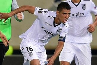 Paolo Hurtado volvió a darle el triunfo a Vitoria Guimaraes por la Primeira Liga