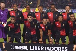 Melgar vs. Santiago Wanderers: resumen, goles y video del partido por Copa Libertadores