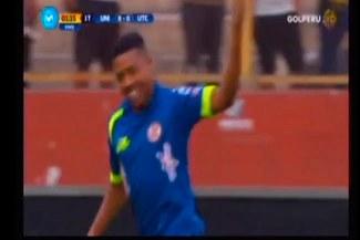 Universitario vs. UTC: Jorge Bazán y su golazo que silenció el Monumental al minuto de juego [VIDEO]