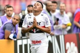 Sao Paulo  con gol de Christian Cueva venció al CSA 2-0 por la 4c824251883