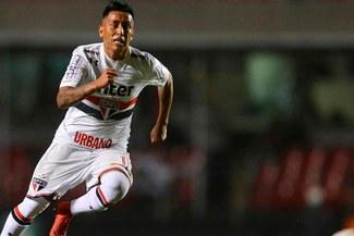 Sao Paulo  Christian Cueva va por un nuevo récord ante el Santos 6ff3d8fb982
