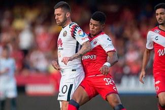 Veracruz con Gallese, Ramos y Cartagena empató 1-1 ante América en la Liga MX [VIDEO]