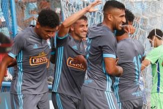 Gabriel Costa figura en victoria de Sporting Cristal: dio dos asistencia y anotó un gol