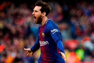 ¡CON LO JUSTO! Barcelona superó 1-0 al Atlético de Madrid y alargó su ventaja en la Liga Santander