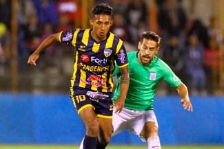 Sport Rosario: Christofer Gonzales evitó el triunfo de Alianza Lima en Huaraz