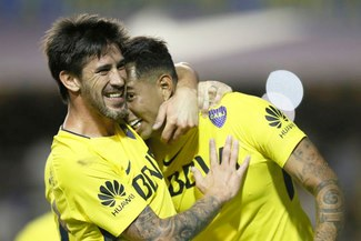 Boca Juniors venció sufriendo 2-1 al Tigre por la Superliga Argentina