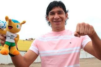 ¡Se le cumplió! 7 años después Roberto Ovelar es convocado a su selección [VIDEO]