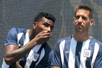 Alianza Lima: Tomás Costa y Carlos Ascues han sido reservados para el segundo tiempo ante Comerciantes Unidos