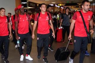 Selección peruana: jugadores ya están rumbo a Estados Unidos [FOTOS]