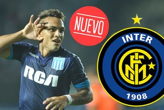 Lautaro Martinez: Confirmado como jugador de Inter por Presidente de Racing Club