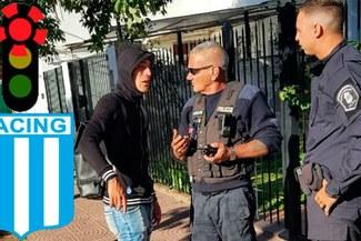 Ricardo Centurión se pasó dos semáforos e intentó 'coimear' policías en Argentina [VIDEO]