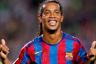 Ronaldinho Gaucho hoy cumple 38 años, te dejamos sus 10 mejores momentos [VIDEO]