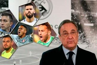 Real Madrid dispuesto a pagar astronómica cifra por arquero mundialista