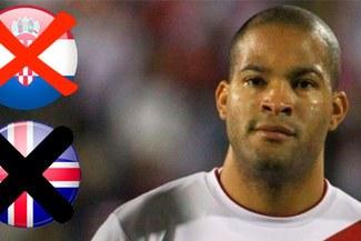 Selección Peruana: Alberto Rodríguez no jugará ante Croacia e Islandia