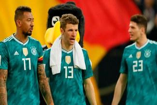 Alemania descarta figuras para amistoso frente a Brasil
